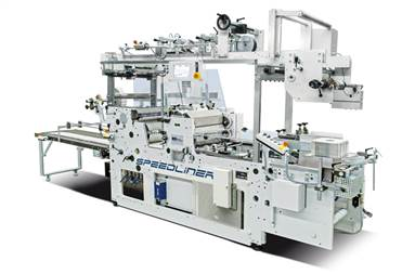 Recently, the company sold two Speedliner lines to Parksons Packaging