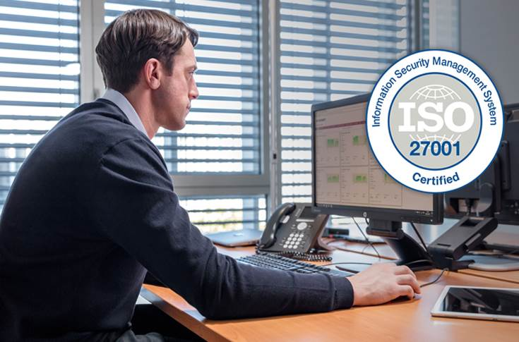 Bobst has been certified in accordance with the ISO/IEC 27001:2013 International Information Security Standard
