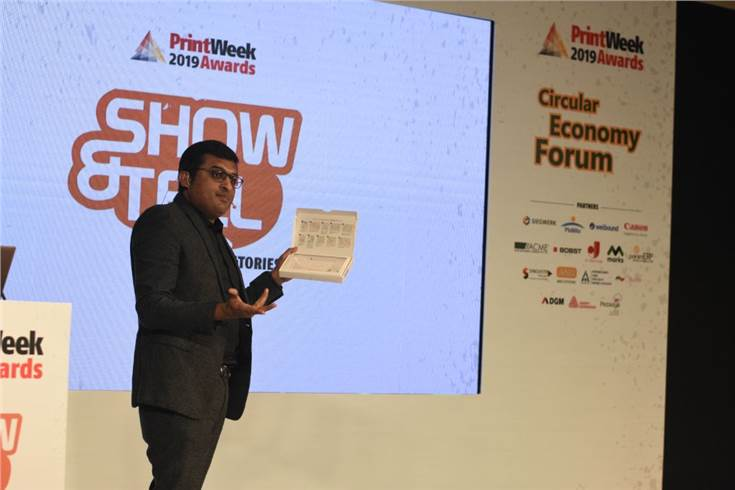 A great package needs to look at four aspects — functionality; ease of process; creativity and customer behaviour, says Tejas Tanna of Printmann