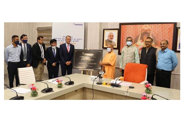 The Kosi Kalan food plant marks PepsiCo's largest greenfield investment in manufacturing in India