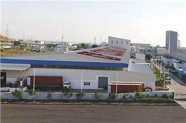 The Cosmo Films production facility in Shendra, Aurangabad