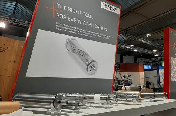 Kocher + Beck showcased an array of innovative products at the show including the freshly re-engineered GapMaster