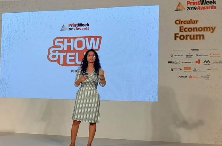Rashmi Ravinarayan of Trigon Digital Solutions speaks about the possibilities of personalised packaging with eCommere