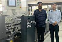 (l-r) Ravindra Reddy J of SD Packaging and Puneet Aggarwal of DGM India