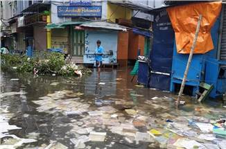 Kolkata book business hit harder than ever after cyclone Amphan