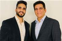 (L-r) Rohit and Ajay Mehta of SMI Coated Products