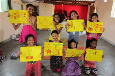 Vacha has been actively working towards empowerment of girls through diverse interventions for the past 31 years