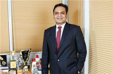Pankaj Poddar, chairman and CEO of Cosmo Speciality Chemicals