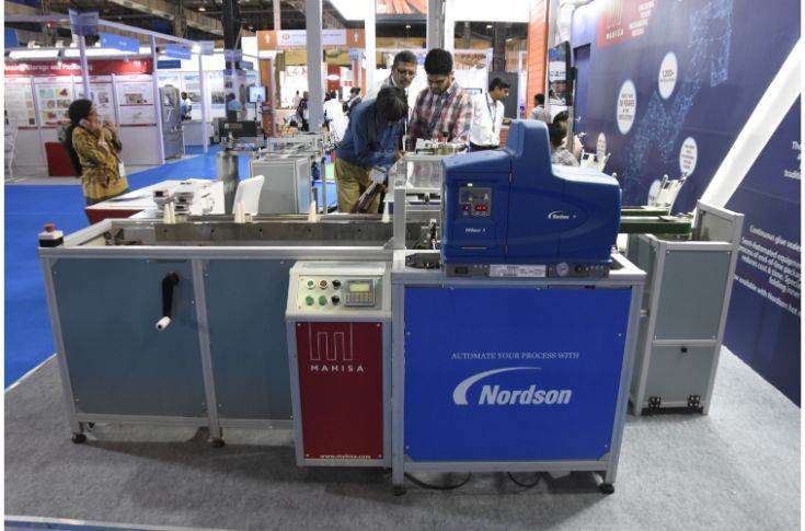 Mahisa launched Speedpack 02 powered by Nordson, which has a max speed of 60 cartons per minute