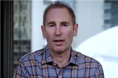 Andrew Jassy, CEO of Amazon Web Services (AWS)