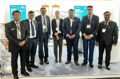 The Max team at Labelexpo Europe 2019