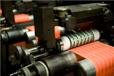 The flexo market is expected to grow at a CAGR of 1.6%