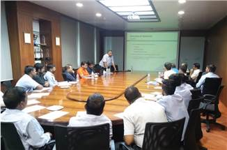 Impel's book yatra ensures a user workshop at Thomson