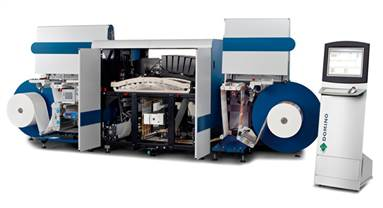 """Easton: We think the Domino N610i high speed ink jet solution will offer a different proposition and will be a disruptive technology"""""""