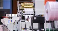 Demlo: Viva 340 Evolution and Viva 340  are equipped with Aniflo units, which are a unique anilox offset printing unit on the narrow web market