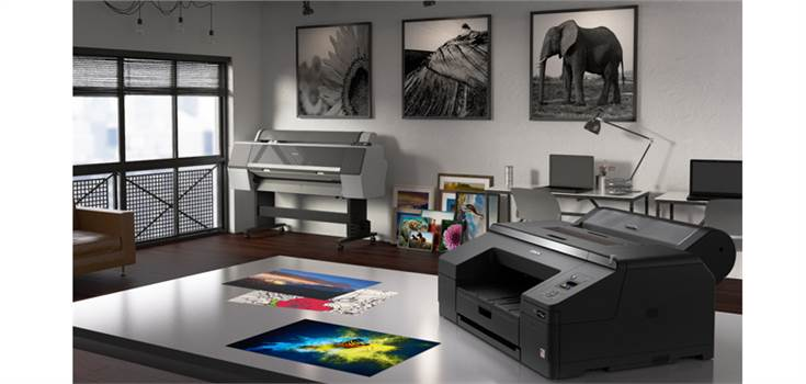 Epson launches SureColor P5000 to replace Stylus Pro 4900