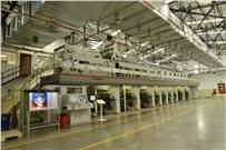 Bobst Rotomec rotogravure printing machine at TCPL