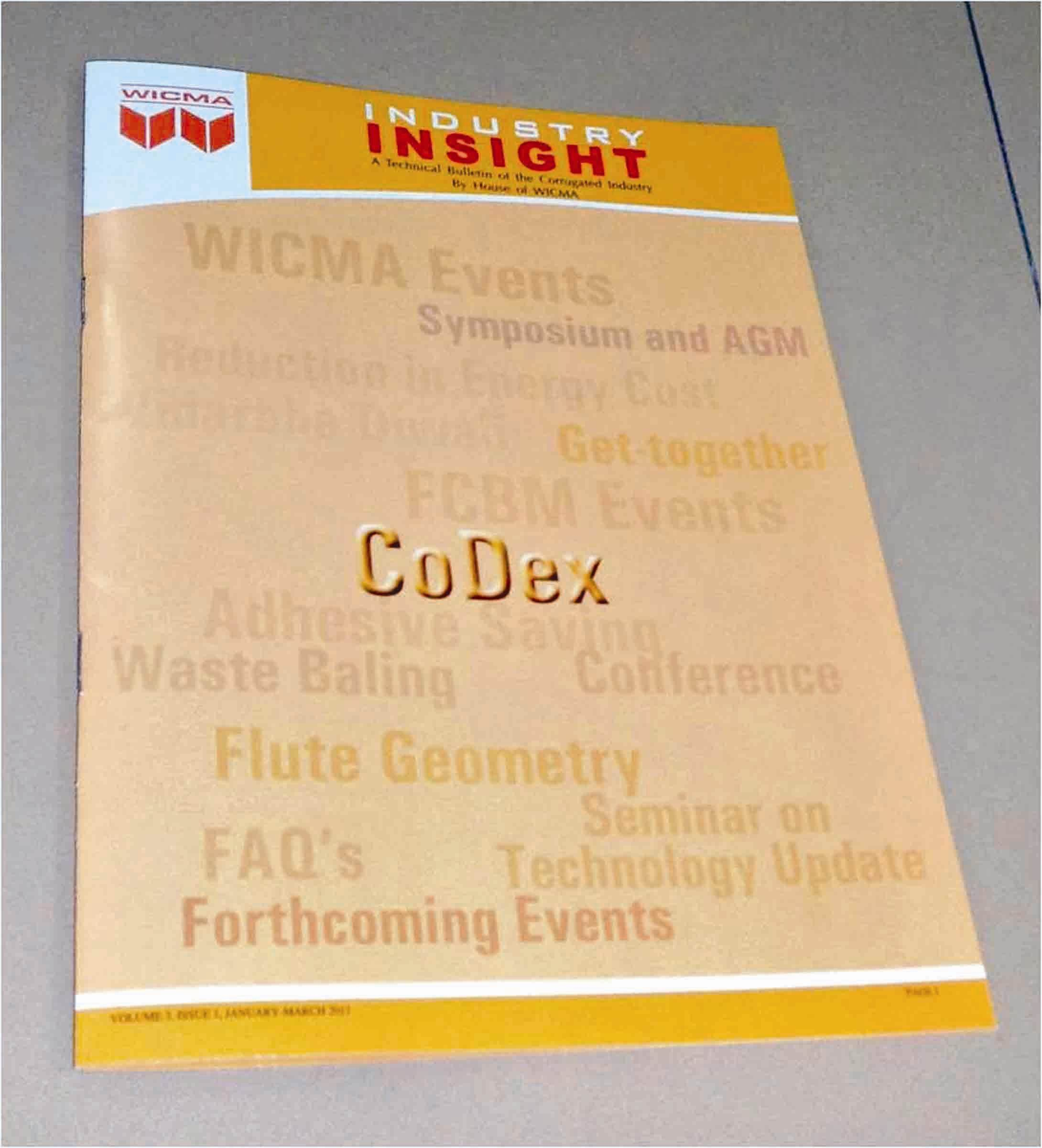 WICMA: Reshaping the brown box
