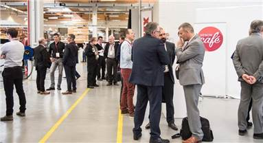 Xeikon Cafe 2017 - saw more than 800 visitors including those from India