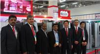 """(second from left) Kaushal: """"The market mood appears to be very positive"""""""