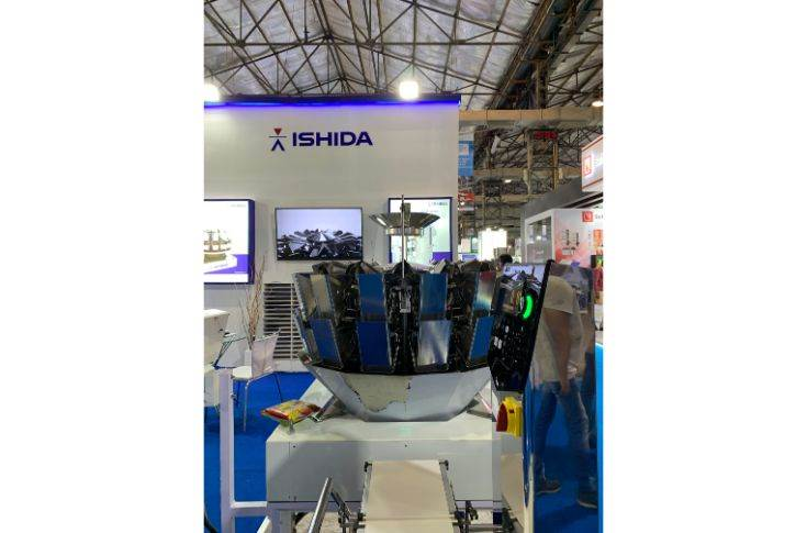 Ishida India showcased its weighing and X-Ray inspection machines, which predominantly caters to the food and snacks industry