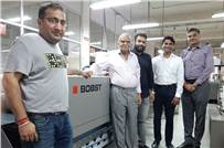 The Bobst Ambition 106 A2 folder-gluer is fourth Bobst machine at BP Lipeds