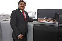 Puneet Datta, director for professional printing products, Canon India