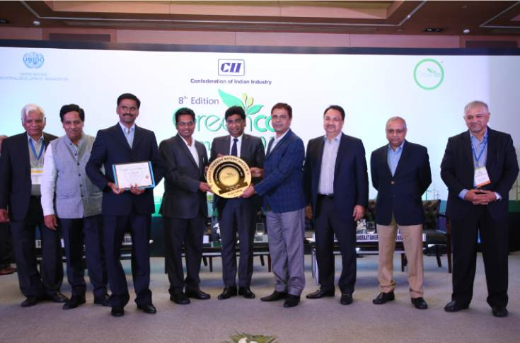 CII awards 38 firms with GreenCo rating