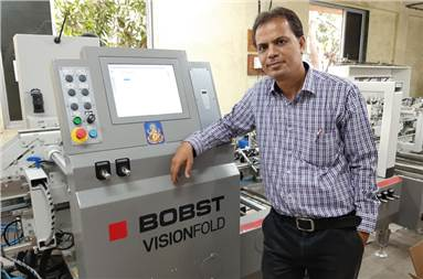 Motwani: The Visionfold gives the ease of quick-setting