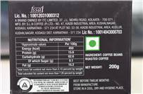 Nutritional information may additionally be provided in the form of barcode/  Global Trade Identification Number (GTIN)