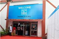 The 14th edition of the show was held at Pragati Maidan, New Delhi, from 13 to 15 September 2019