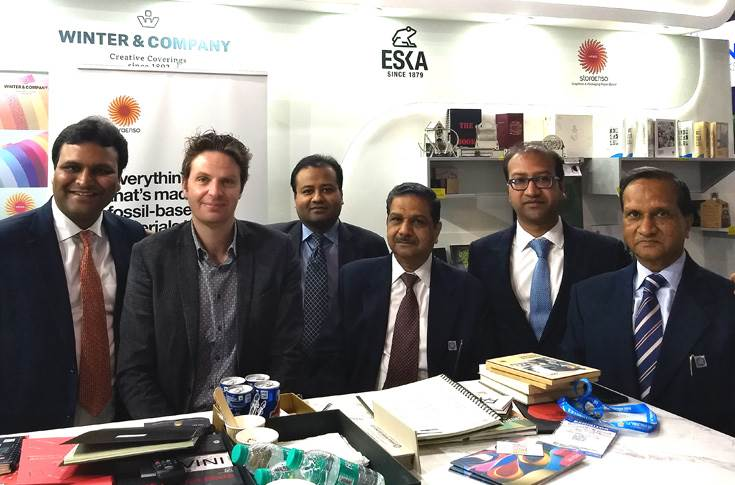 PrintPack 2019: First-timer Shree Paper showcases its range