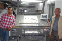 Dehradun's Allied Printers installs Komori Enthrone 429