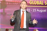 Marcin Lapaj, the global business development manager of Henkel at the Elite Plus Global Summit 2019