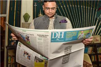 Deccan Herald gets a revamp to attract younger readers