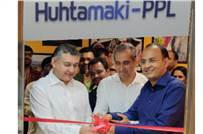 (l-r) Dr Arup Basu and Amar Chhajed inaugurate the new sales office