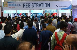 Media Expo 2019: With 17,711 visitors, show records 15% rise in number