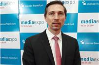 Michael Dehn, general manager, sales & marketing, Messe Frankfurt Trade Fairs India