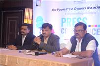 (c) Raveendra Joshi, president of PPOA and the All India Federation of Master Printers