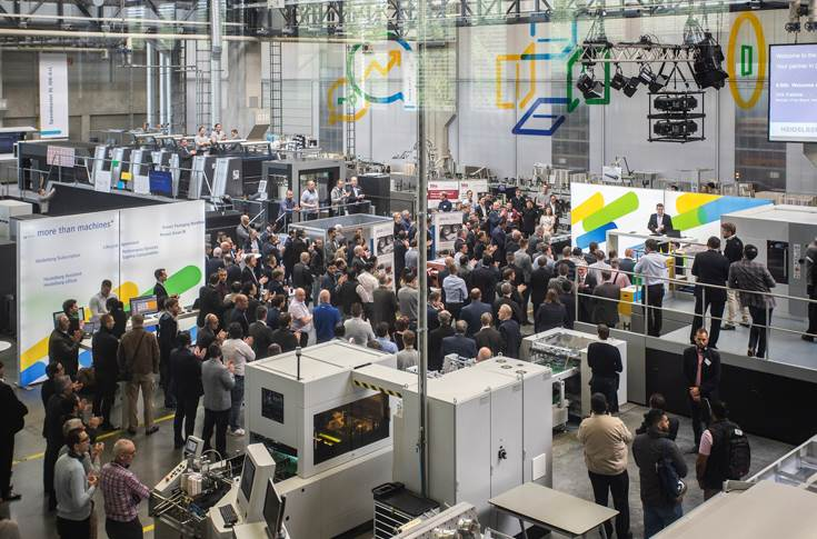 Heidelberg Packaging Day - Over 350  participants at the event&h=135&w=203