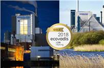 Iggesund Mill is a model facility, which, together with its sister mill at Workington, England, has received top marks for its sustainability work.