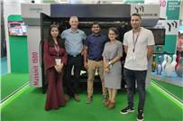 The Arrow Digital team with the representatives from Massivit 3D