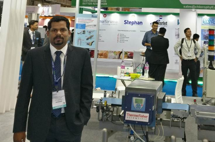 Vinayak Mohan of ACE Technologies spoke about the company's turnkey solutions