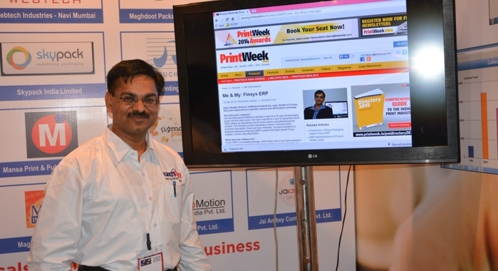 Photo Courtesy, Printweek India and Whats Packaging ?