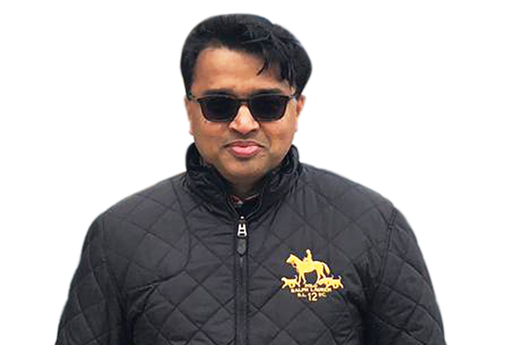 Kapil Gupta of Narisingh Dass & Co