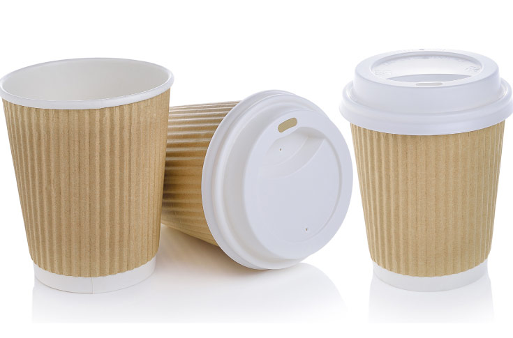 Paper cups contributed half of the total sales of disposable cups in 2018