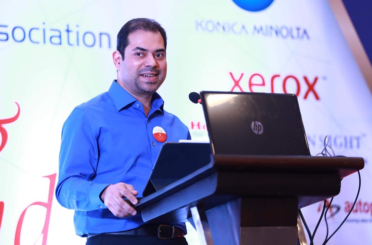 Gautham Pai, chairman and managing director, Manipal Technologies