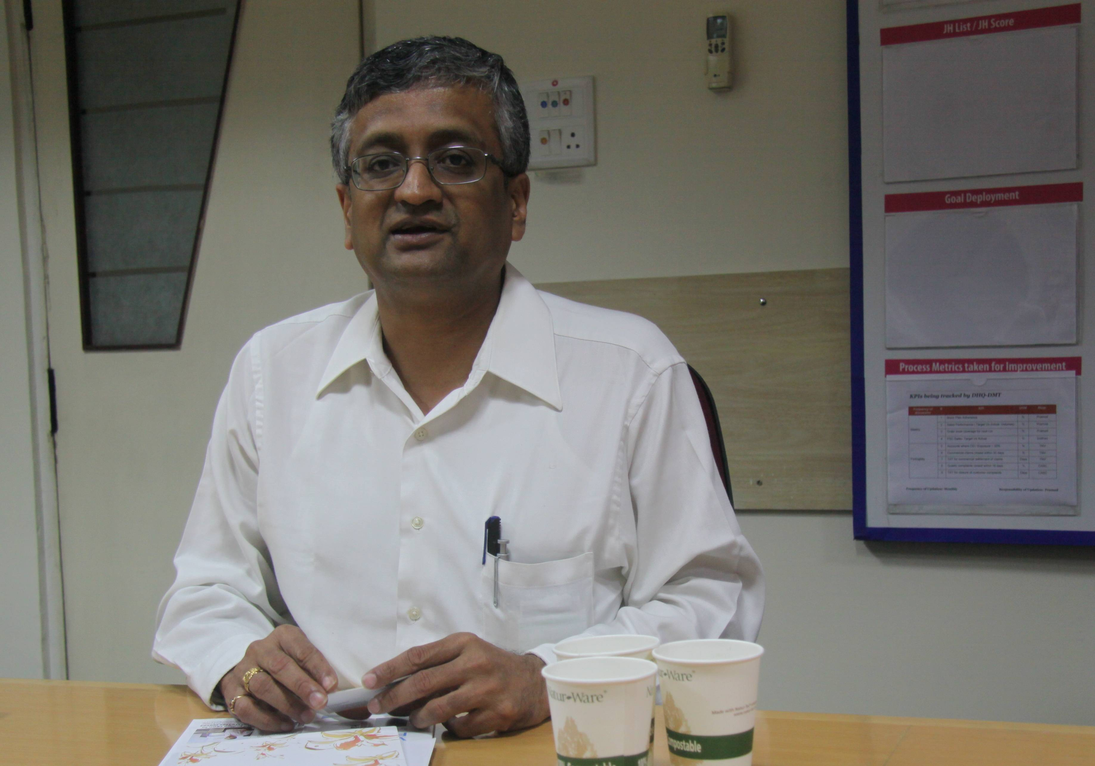 SN Venkataraman is divisional head-marketing at ITC PSPD