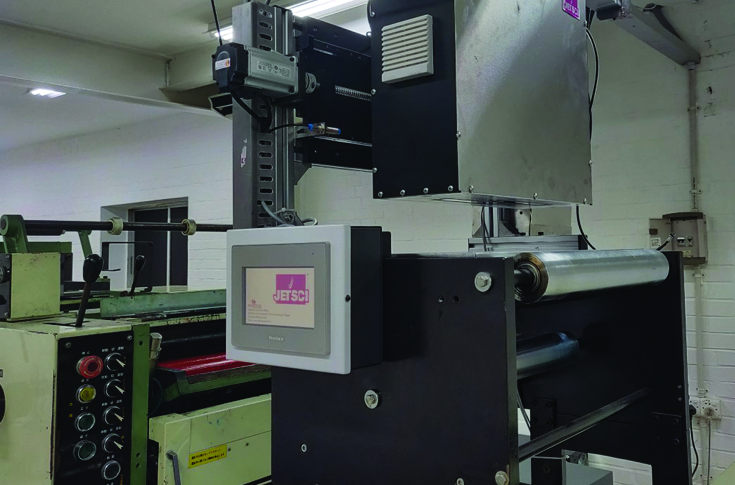 The Jetsci industrial inkjet systems have more than 150 installations across the globe