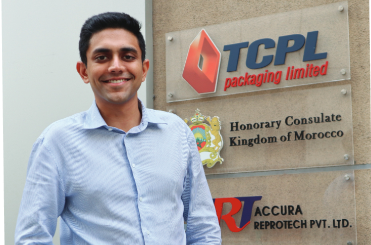 Akshay Kanoria, executive director at TCPL